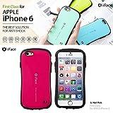 iPhone6 ケース (4.7インチ) iFace正規品 First Class アイフェイス ファーストクラス ホットピンク docomo au softbank ドコモ エーユー ソフトバンク アイフォン 6 スマホ カバー スマホケース スマートフォン
