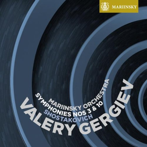Shostakovich: Symphonies Nos. 3 & 10 (Shostakovich Symphony 3 compare prices)