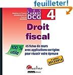 Droit fiscal DCG 4 2013-2014 : 45 fic...