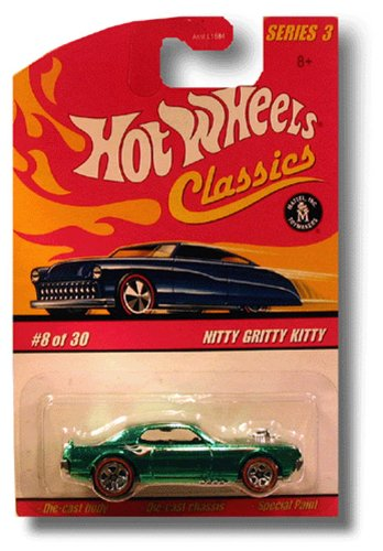 Hot Wheels Classics Series 3 Nitty Gritty Kitty 1:64 Scale #8 of 30 - 1