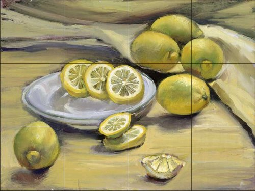 Lemon Kitchen Decor