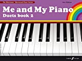 img - for Me and My Piano Duets, Bk 2 (Waterman/Harewood Piano) book / textbook / text book