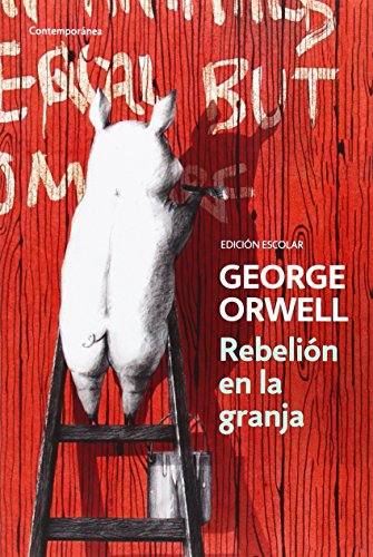 an analysis of a rebellion in animal farm by george orwell