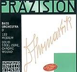 Cordes Thomastik Contrebasse Pr�zision Acier noyau plein Accord d\'orchestre. 4/4; H