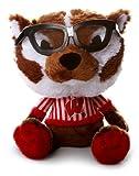 NCAA Wisconsin Badgers Women's Study Buddy Plush Toy, Medium, Red