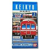 Bトレインショーティー2両セット1KEIKYU1000形(京浜急行・京急)