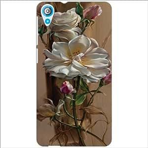 HTC Desire 820Q Back Cover - Simplicity Designer Cases