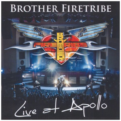 Live at Apollo by Brother Firetribe