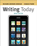 img - for Writing Today, Brief Edition book / textbook / text book