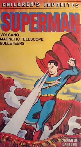 Superman Featuring Volcano,Magnetic Telescope, Bulleteers And More