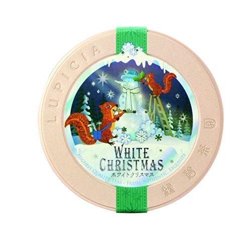 LUPICIA (ルピシア) 2016Xmas 5524 ホワイトクリスマス 50g限定デザイン缶入