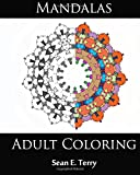 img - for Mandalas Adult Coloring book / textbook / text book