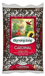Morning Song Cardinal Wild Bird Food, 5-Pound