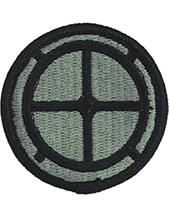 amazoncom 35th infantry division acu patch military