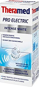 Theramed Pro Electric Zahncreme Intense White, 3er Pack (3 x 50 ml)