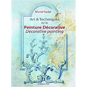 Buy art et techniques de la peinture decorative for Peinture decoration