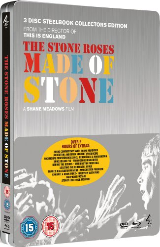 Stone Roses: Made of Stone: Deluxe Edition [Blu-ray] [Import]