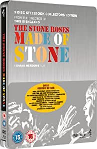 Stone Roses: Made Of Stone Steelbook (Blu-ray + DVD)