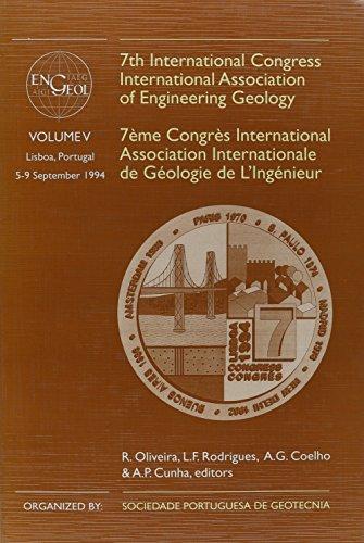 Engineer Geology 7th Intl V5