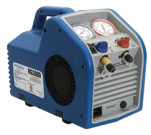 Robinair (Rg3000) The Cube Portable Refrigerant Recovery Machine front-580328