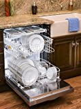 Miele Inspira Series G2141SCSS Full Console Dishwasher. 6 Wash Cycles - CleanTouch Steel