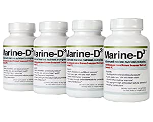 ★Marine-D3 ★ Superior Anti Aging Supplement Seanol-P With High Form of Omega-3 ★ 340 mg of Calamarine ★ 1000 mg of Vitamin D3 ★ Only Formulation of it's Kind ★ 4 Month Supply ★ Outstanding Price ★ Great Reviews ★ 60 Day Money Back Guarantee ★ No Questions Asked★ 24/7 Customer Support ★ By Marine Essentials