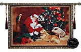 Christmas Wall Hanging Tapestry