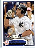 2012 Topps Baseball Card # 9 Jesus Montero RC - New York Yankees (RC - Rookie Card) ENCASED Trading Card