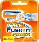 Gillette Fusion Power Rasierklingen,...