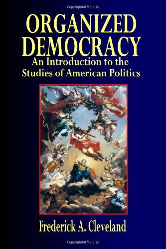 an introduction to the issue of american politics An introduction to the political philosophy of the constitution  let us examine briefly two issues  , is one of the most important phrases in american .