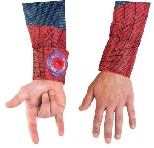Disguise Men's The Amazing Spider-Man Web Shooter