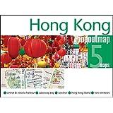 Hong Kong Popout Map - handy pocket size pop up map of Hong Kong (Popout Maps)