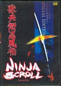 Ninja Scroll the Movie