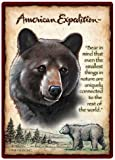 Wildlife Playing Cards (Black Bear)