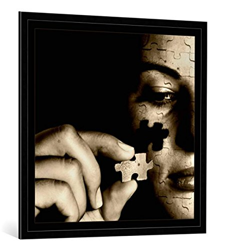 framed-art-print-daniele-porceddu-pezzo-dopo-pezzo-decorative-fine-art-poster-picture-with-high-qual