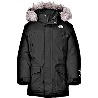 Amazon.com: The North Face Artigas Down Parka youth Boys