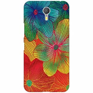 Back Cover For Lenovo ZUK Z1 (Printed Designer)