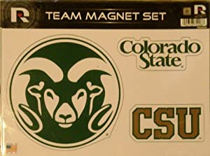 Buy Colorado State Rams CSU Multi Die Cut Magnet Sheet Auto Home University Of by BR