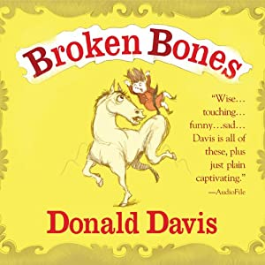 Broken Bones Audiobook