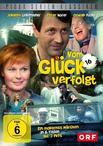 Vom Glück verfolgt (Ein Modernes Märchen) - Die komplette Serie [2 DVDs]