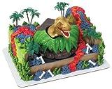Decopac Dinosaur Attack Cake Topper Set