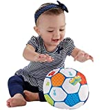 Fisher-Price Shakira First Steps Collection Move 'n Groove Soccer Ball