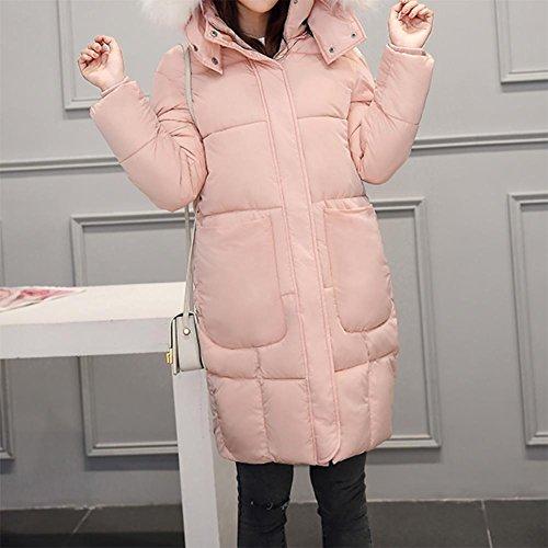 YUYU-Hiver-long-Fashion-Wool-col-Hoodie-Doudoune-Veste-Manteau-Outdoor