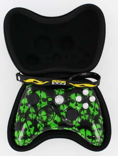 Xbox 360 Modded Controller COD GHOST GREEN 78+ Mods Arbiter 3.5 + Free Pouch Case 51cRQoxxkdL