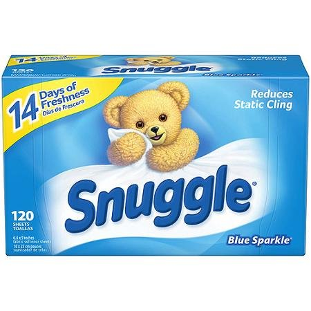 snuggle-fabric-softener-scented-tumble-dryer-sheets-blue-sparkle-120-sheets