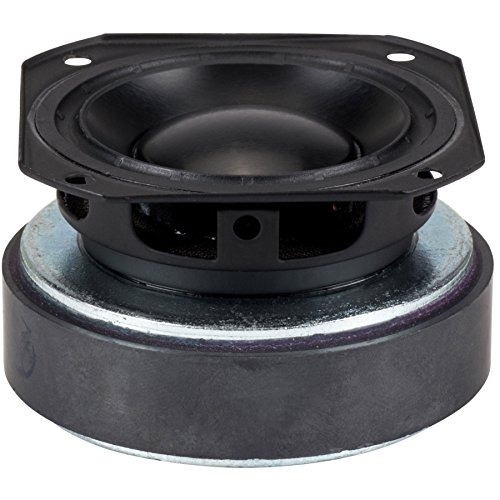 "Tymphany Pls Series 50F25Al03 2"" Aluminum Full Range Speaker"