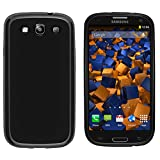 """mumbi TPU Schutzh�lle Samsung Galaxy S3 H�lle gl�nzend schwarzvon """"mumbi"""""""