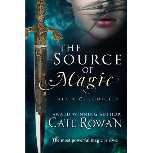 """THE SOURCE OF MAGIC is one of those rare treasures you hope will never end. A magical ride. Unforgettable characters and twists and turns that keep us turning the pages. Forget about sleeping, because I wasn't able to put this novel down until the end, and you won't be able to either.""..."