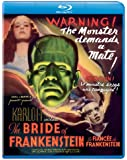 The Bride of Frankenstein / La Fiancee de Frankenstein (Bilingual) (Blu-ray)