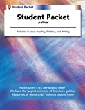 img - for Red Pony - Student Packet by Novel Units, Inc. book / textbook / text book